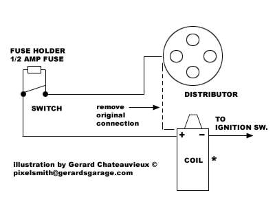 Kill Switch Wiring Diagram Car on ceiling fan coil wiring diagram